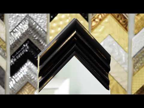 Зеркало в пластиковой раме «Мирайн» z-12402