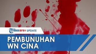 Pembunuhan WN Taiwan Bos Roti di Bekasi, 4 Tersangka Ditangkap Satu di Antaranya Karyawan Korban