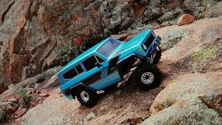 Redcat GEN8 Scout II 1/10 Electric RC Scale Crawler