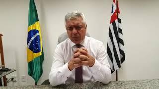 EXCLUSIVO SENADOR MAJOR OLÍMPIO EM ENTREVISTA EXCLUSIVA AO JORNAL DA CIDADE E PROGRAMA WELINTON ANDR
