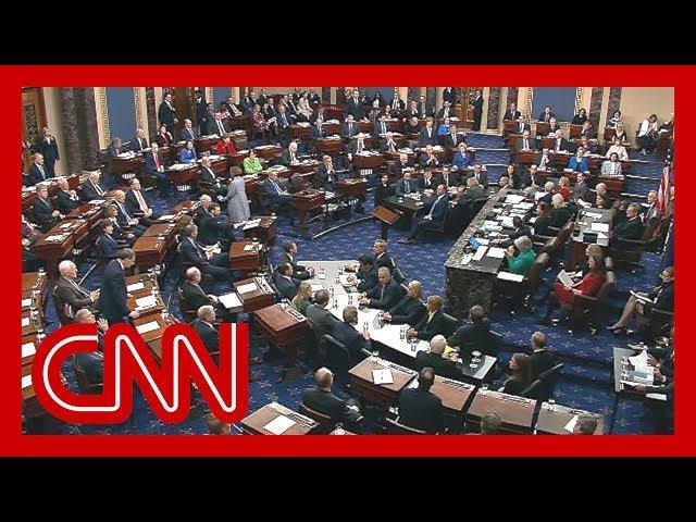 Senate votes to acquit President Trump
