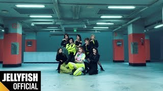 Gugudan(구구단)   'Not That Type' Official Performance MV