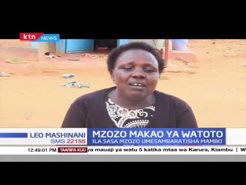 Serikali yaombwa kuiingilia kati mzozo unaokumba umiliki wa makao ya watoto ya Good Hope Mtito Andei