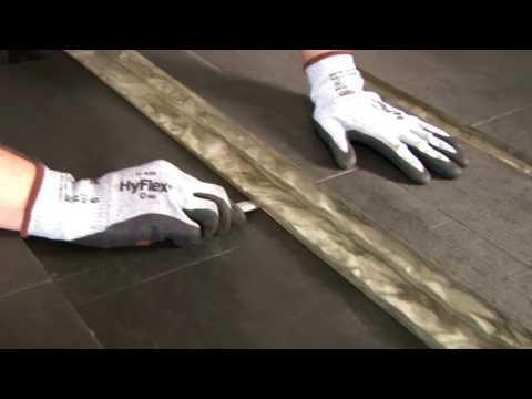 Herstellung eines 90-Grad-Bogens mit CLIMAVER A2 neto ✔ ISOVER live ★ Web TV für Handwerker