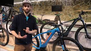 Cube Bikes 2018 - E-MTB vorstellung