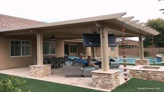 Outdoor Patio Cover Ideas