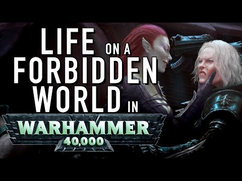 40 Facts and Lore on Forbidden Worlds or Quarantined Planets in Warhammer 40K