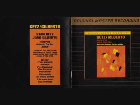 Stan Getz & Joao Gilberto - Vivo Sonhando (Dreamer)