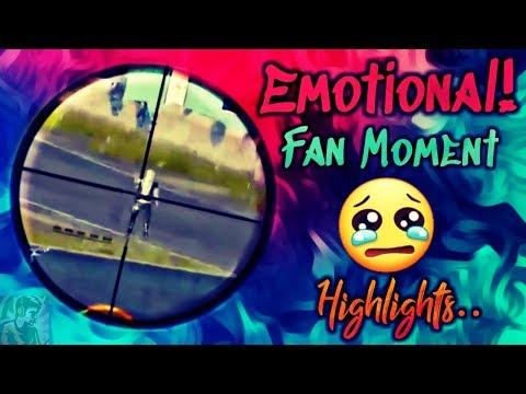 PUBG MOBILE EMOTIONAL FAN MOMENT | DIE HARD FAN OF DYNAMO GAMING (видео)