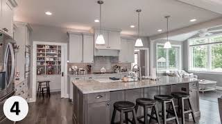Top Ten Kitchen Designs - From Our  2018 Home Tours