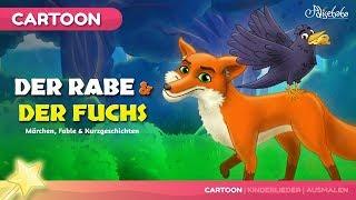 Märchen für Kinder - Folge 41: Der Rabe und der Fuchs Märchen