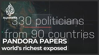 Pandora Papers expose secret assets of world leaders