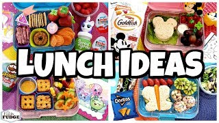 Awesome NEW lunch IDEAS 🍎 Making YOUR Lunches
