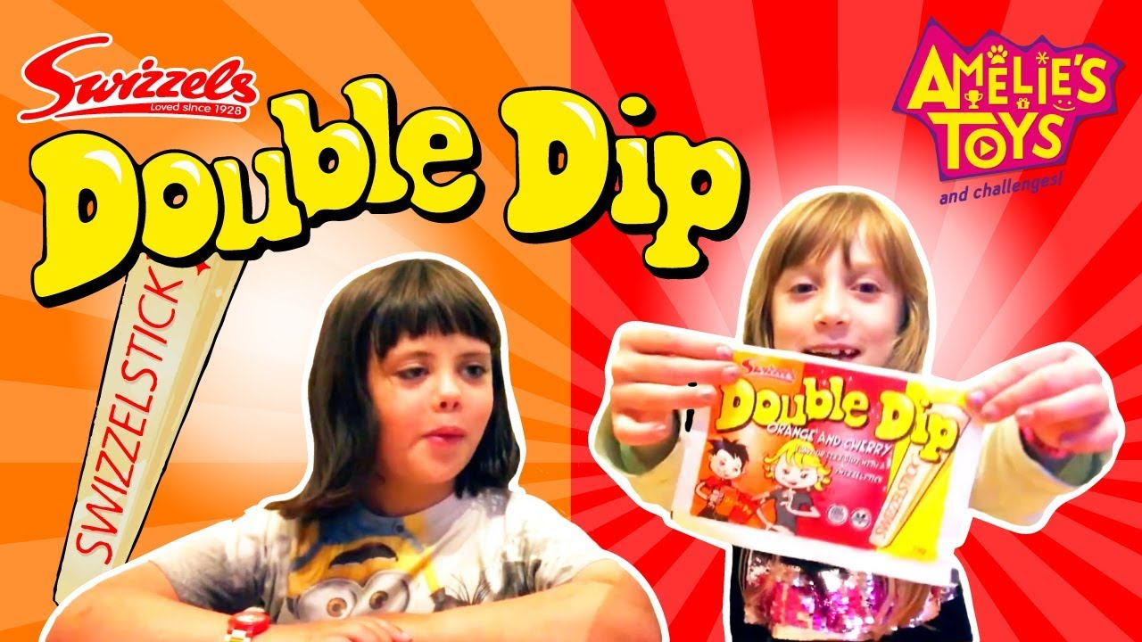Swizzels Double Dip | Sweetie Review