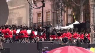 Tradicional concierto de jueves santo de la Banda Sinfónica de Zacatecas - FCZ2013