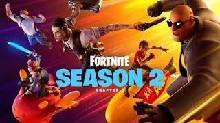 Fortnite Chapter 2 - Season 2   Top Secret Launch Trailer