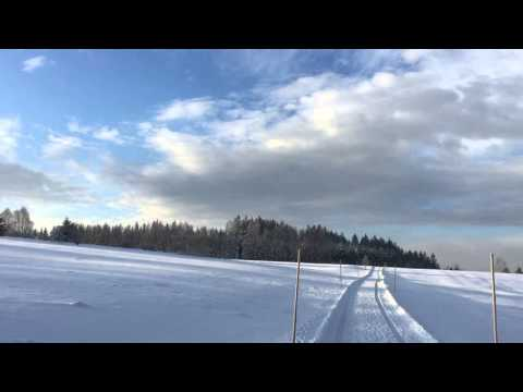Winter in der Ferienregion Nationalpark Bayerischer Wald