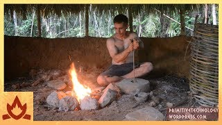 Primitive Technology: Blower and charcoal | Kholo.pk