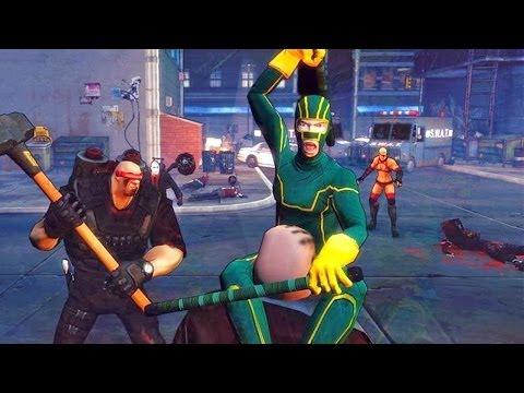 Trailer de Kick-Ass 2
