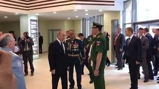 #Путин. #Первый урок танца. #СвежееВидео #Новинка