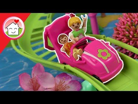 Playmobil Film Deutsch Freizeitpark Geschichten Mit Familie Hauser