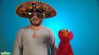 Sesame Street: Jack Black and Elmo -- Disguise
