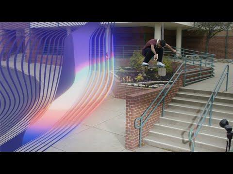 Primitive Skate | Color Waves