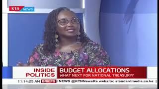 Inside Politics: MPs, Senators differ over budget allocations