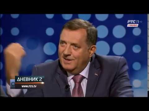 Dodik za RTS: Zbog opštemuslimanske deklaracije, Srbi da se više okupe