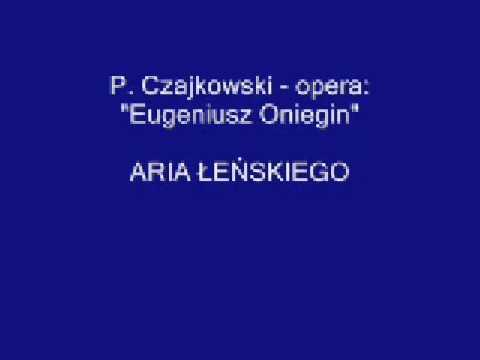 Aria Leńskiego