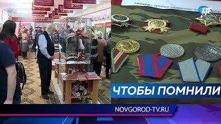 После реконструкции открылся музей партизанского движения на Новгородской земле