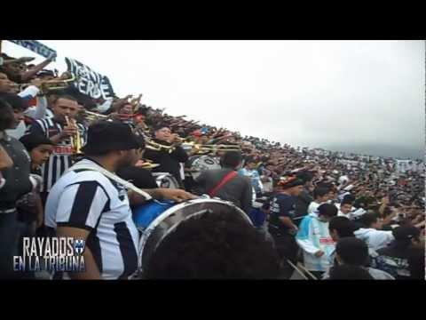 """""""Soy de los Rayados si señor -- La adiccion ¡Entrenamiento Rayado2013!"""" Barra: La Adicción • Club: Monterrey"""
