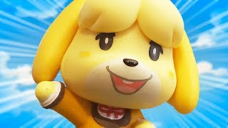 Isabelle  - (Animal Crossing) - My Friend, Isabelle
