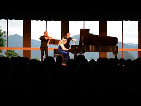 Sergei Prokofiev Violin Sonata No.2 in D major, 3&4 mvts