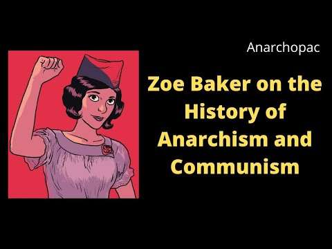 Zoe Baker on the History of Anarchism and Communism | Southpaw Podcast