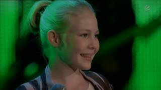 Kyria || Alphaville - Forever Young || The Voice Kids 2019 (Germany)