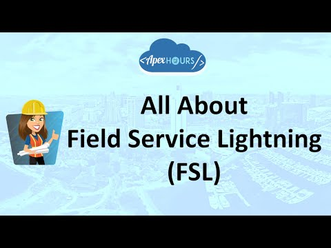 All About Field Service Lightning - YouTube