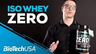 Ismerd meg az Iso Whey Zero-t - A Specialista