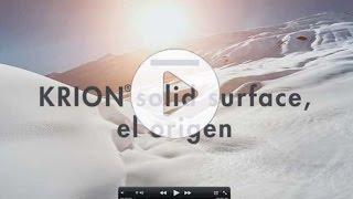 KRION® Solid Surface   PORCELANOSA Grupo