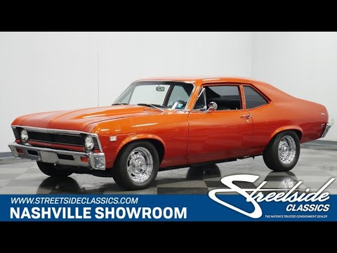 1968 Chevrolet Nova (CC-1394070) for sale in Lavergne, Tennessee