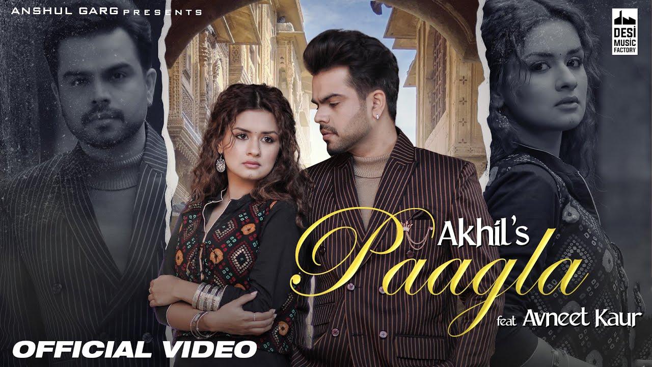 Paagla Lyrics - Akhil Lyrics