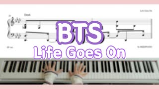 BTS-Life Goes On (EPver.)
