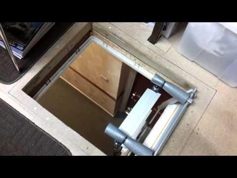Telesteps loft ladders review