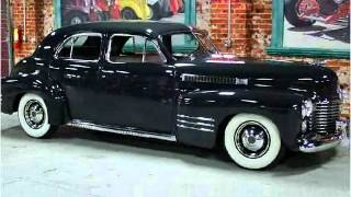 preview picture of video '1941 Cadillac Series 62 Used Cars Paulsboro NJ'
