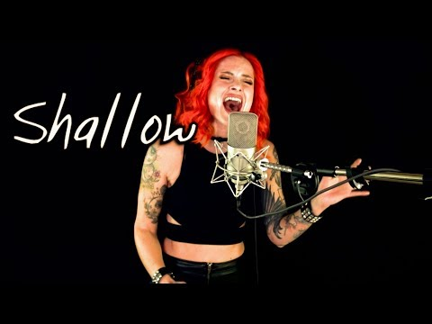 Shallow - Lady Gaga - Bradley Cooper Cover - A Star Is Born - Kati Cher - Ken Tamplin Vocal Academy