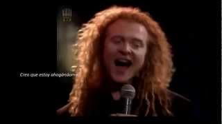 Drown In My Own Tears - Mick Hucknall/Simply Red (Subtitulada Inglés/Español)