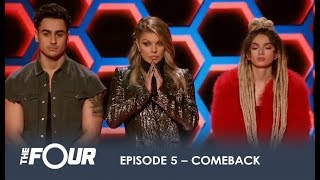 Ash Vs Zhavia: The TOP Two Fan Favorites Battle For A Comeback! | S1E5 | The Four