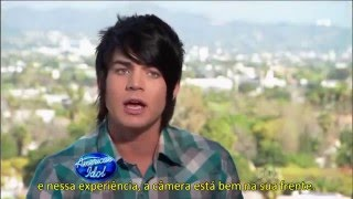 "Performance de ""Satisfaction"" - Adam Lambert, TOP 36, American Idol (2009) - legendado"
