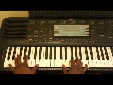 African Highlife - Piano tutorial in Key F. Part 1