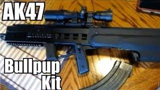 AK47 - CBRPS Spike X1 FMD bullpup rifle stock